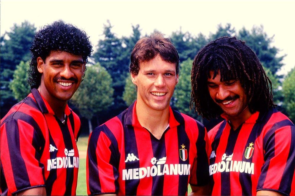 Trio olandesi Milan