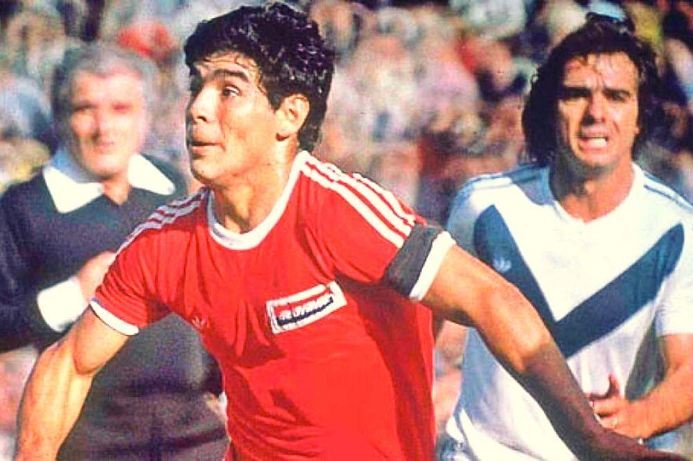 diego armando maradona argentinos