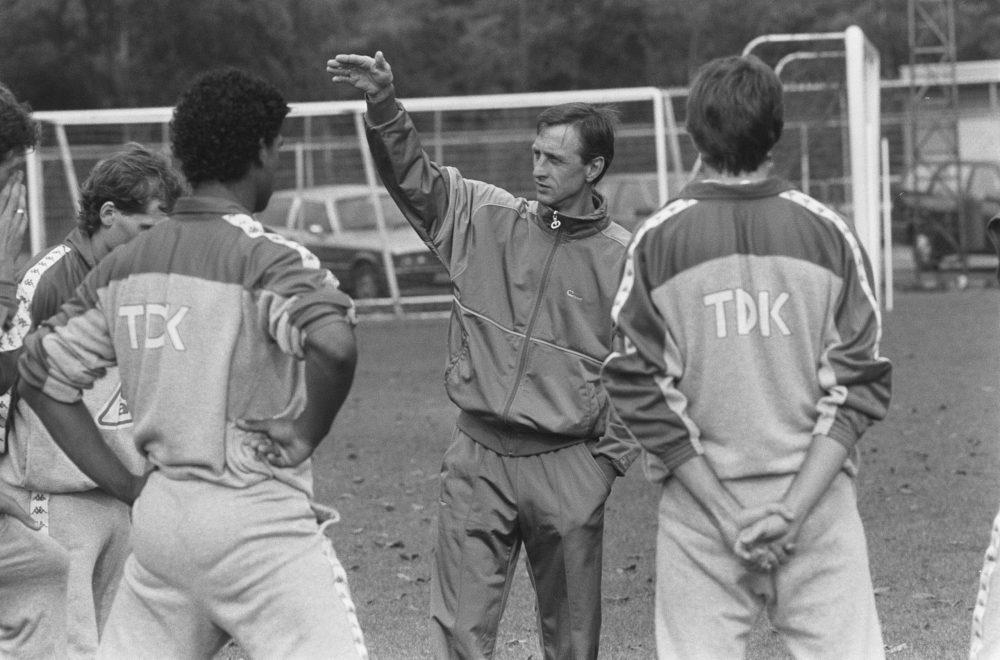 cruijff allenatore